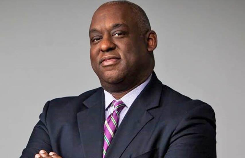 James F. Blue III, nuevo vicepresidente sénior y director de Smithsonian Channel.