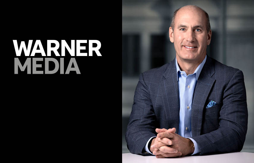 John Stankey, CEO WarnerMedia