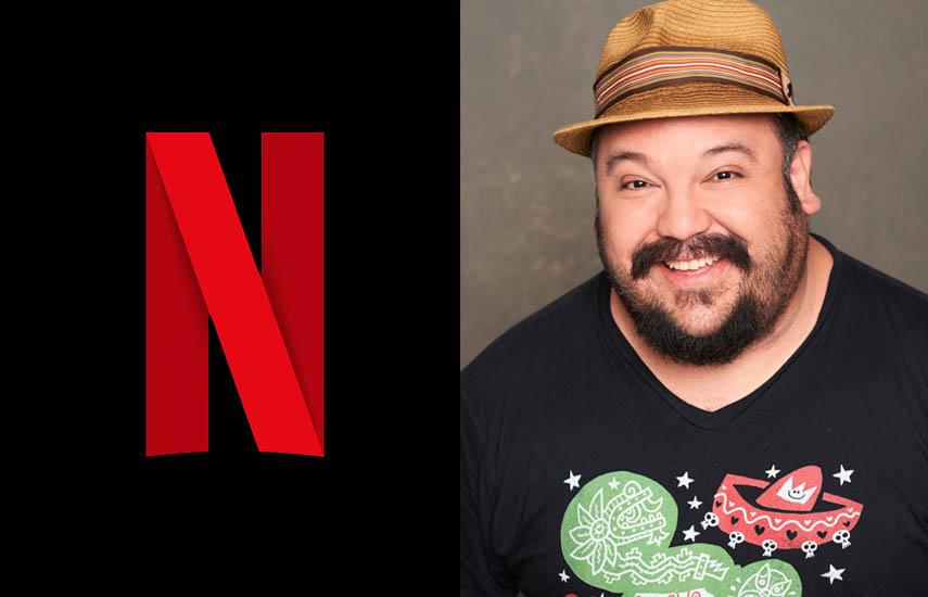 Gutiérrez es el creador, guionista y director de la próxima miniserie animada Maya and the Three, una épica fantasía mesoamericana que se estrenará globalmente en 2021.
