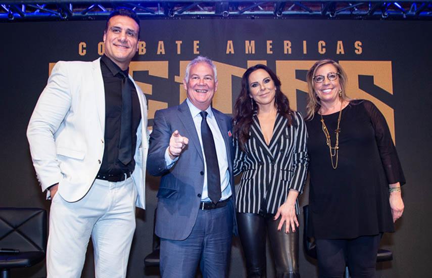 Del Castillo presidirá el consejo asesor, continuará el compromiso de la compañía con el empoderamiento femenino y asumirá un papel activo de liderazgo en el crecimiento de la marca global de entretenimiento deportivo MMA.