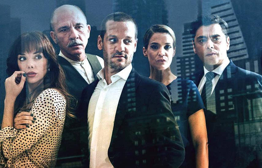 """""""El Lobista"""" –original de TNT, eltrece y Cablevisión–, obtuvo 5 nominaciones."""