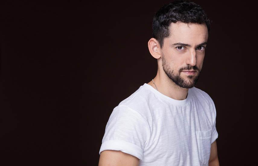 Luis Gerardo Méndez, actor y productor.