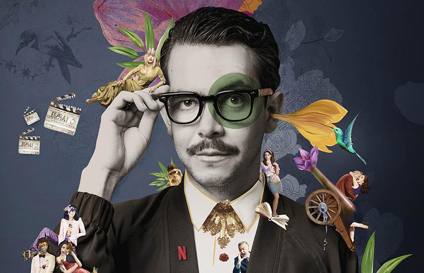 El director mexicano Manolo Caro.