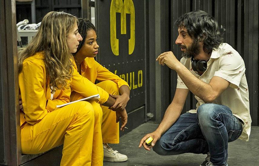 Marc Vigil regresa a la compañía de producción donde anteriormente dirigió una grupo de exitosas series que incluyen Vis a Vis, Águila Roja, 7 Vidas, y Aída.