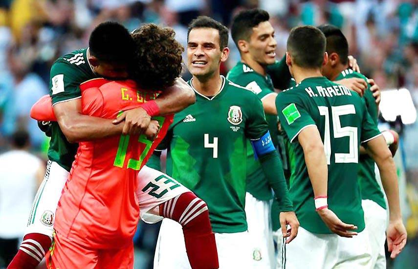 En plataformas digitales, tanto en web como apps, los partidos México vs. Alemania y Brasil vs. Suiza atraparon a 1.031.569 usuarios, con un acumulado de 1.565.419 reproducciones.