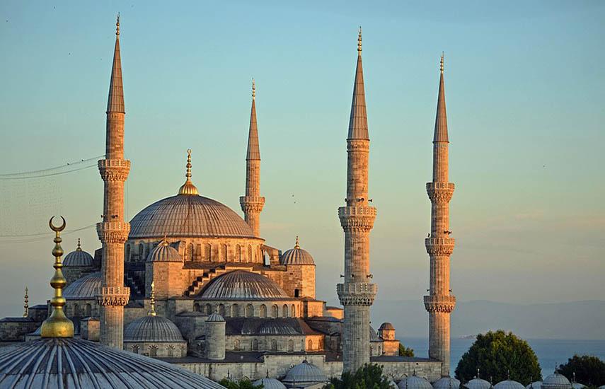Mezquita Azul, Turquía. (CC / foto: Nserrano)