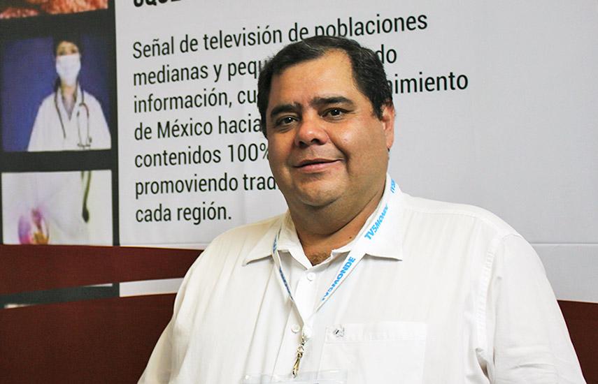 Miguel Oyervides, director general de Latin Network.