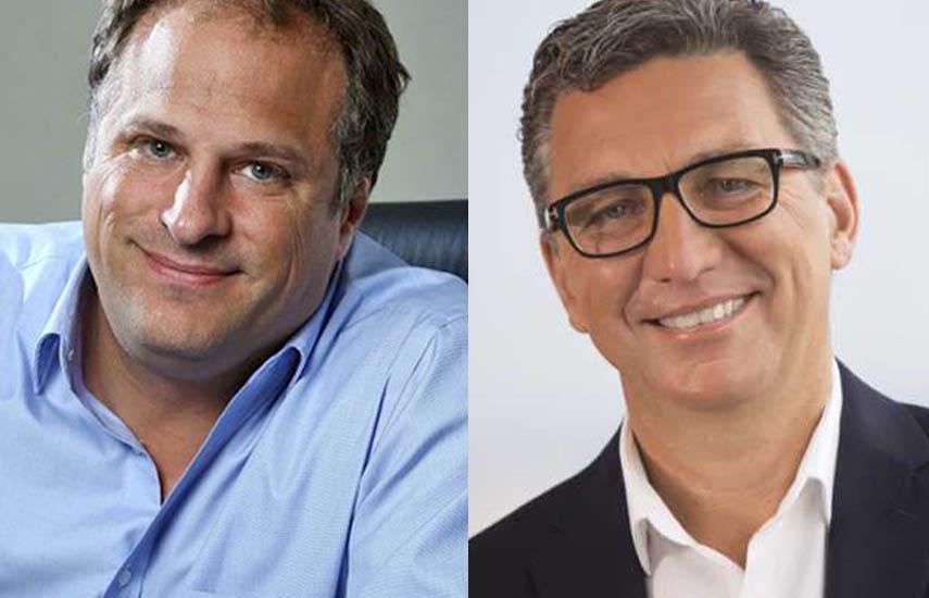 Manuel Abelleyra y Carlos Moltini.