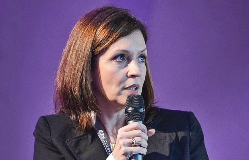 Monica Albuquerque, directora de Desarrollo Artístico de Globo.
