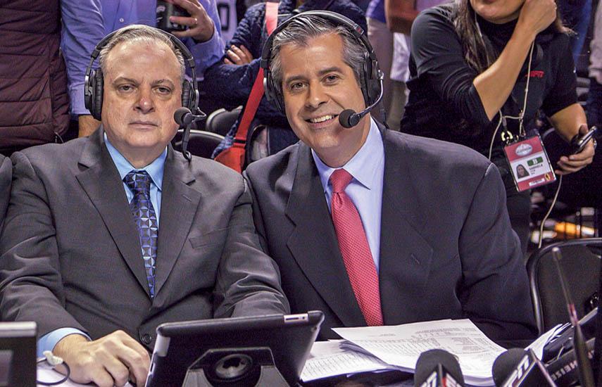 La cobertura en relatos y comentarios está a cargo de Alvaro Martín, el coach Carlos Morales y la participación especial de Leo Montero desde Charlotte.