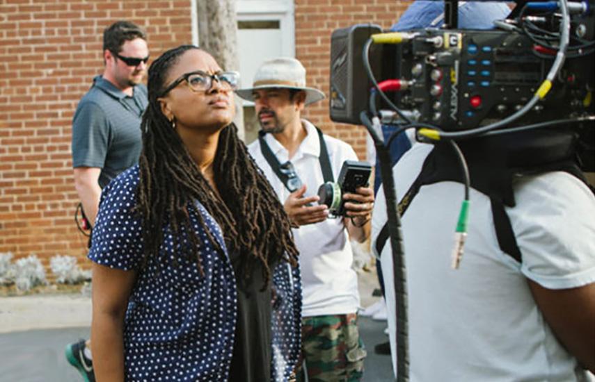 """Ava DuVernay, directora de """"Selma"""" en el Festival de Cine de Sundance 2012. (Foto: mashable.com / SundaceTv)"""