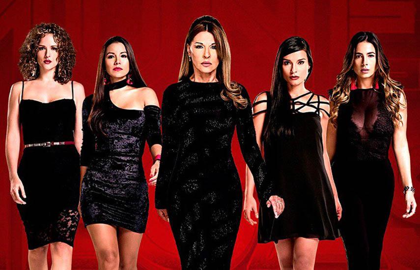 Las Muñecas de la Mafia 2 unió a talentos como Amparo Grisales (Sobreviviendo a Pablo Escobar: Alias JJ), Caterin Escobar (Hermanitas Calle), Carla Giraldo (Loquito Por Ti), Paola Rey (Pasión de Gavilanes) y Paula Barreto (La Nocturna).