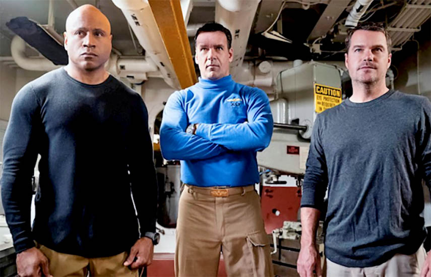 La serie es un drama sobre el mundo de alto riesgo que rodea una división de NCIS que está acusada de detener a peligrosos delincuentes peligrosos que representan una amenaza para la seguridad de la nación norteamericana.