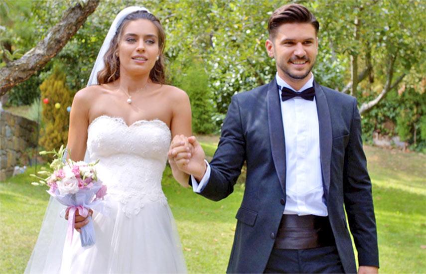"""""""Never Let Go"""" salió al aire durante dos temporadas en la televisión abierta de Turquía con clasificaciones bastante altas."""