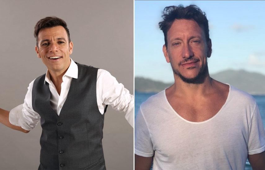 Martín Bossi y Nico Vásquez, en nuevo formato de FOX NG LatAm