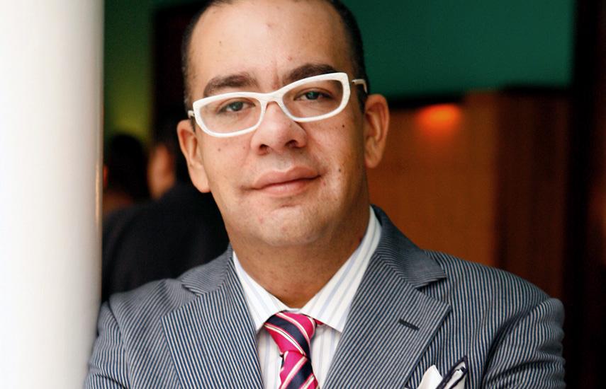Nicolás Alvarado, director de TV UNAM