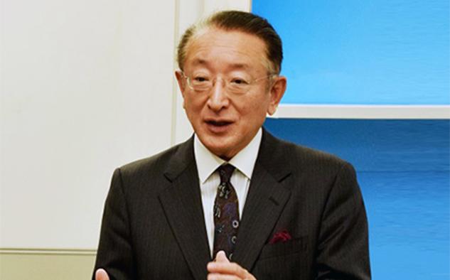 Hirokazu Nishiyama, Jefe de la Oficina de Estrategia de Negocios del Ecosistema 8K de Sharp