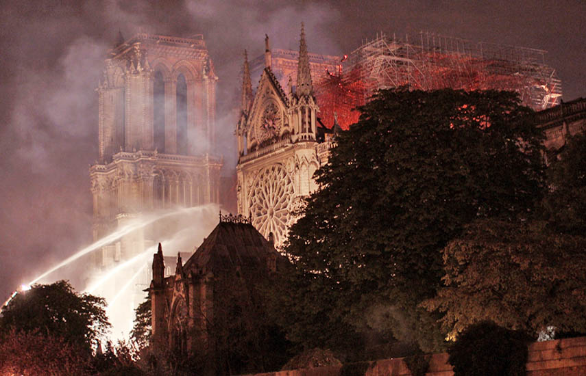 Notre-Dame: In Flames es la última incorporación a la creciente pizarra de programación de alta gama de Fremantle.