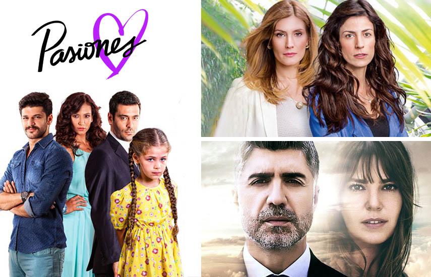 Elif, Reina de las Flores y La novia de Estambul, estrenos de Pasiones TV
