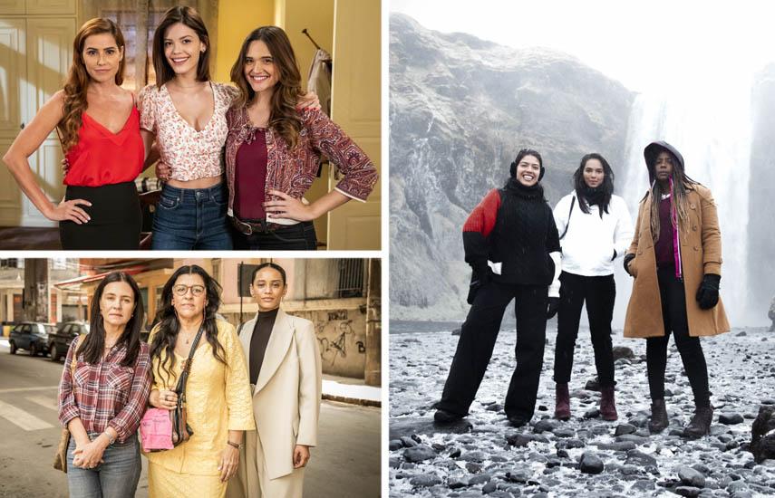 """Telenovelas como """"Sálvese Quien Pueda"""", """"Corazón de Madre"""" o factual como """"El Futuro es Femenino"""", integran la oferta de Globo para Napte Miami."""
