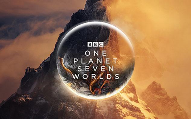 """Sir David Attenborough, lanzará la nueva serie """"One Planet: Seven Worlds"""""""