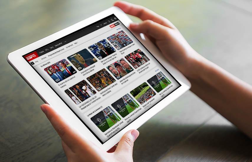 El estudio precisa que la demanda de contenido ha evolucionado más allá de la sala de estar, ya que el 39% de los consumidores ven cuatro o más horas de programación deportiva en dispositivos móviles por semana.