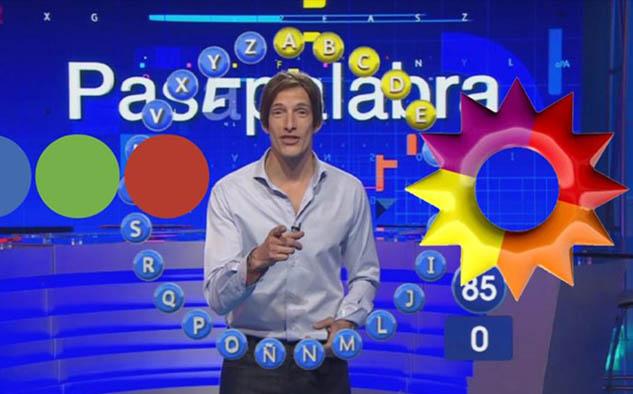 """""""Pasapalabra"""", nominado en categoría Mejor Programa de Entretenimientos."""