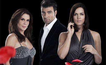 Telecorporación Salvadoreña acaba de poner en el aire Pasión Prohibida, la telenovela producida por Telemundo Estudios en Miami.