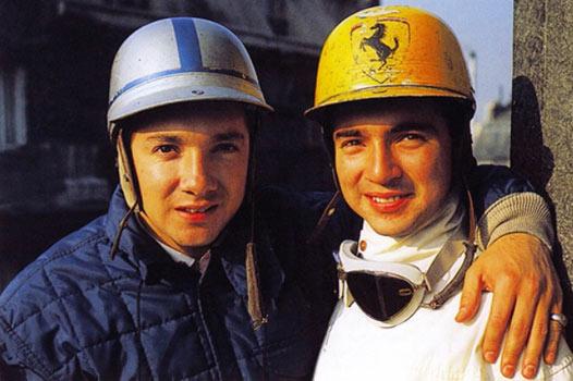 Pedro y Ricardo Rodríguez, campeones de fórmula uno