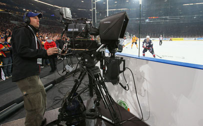 PlazaMedia se ha convertido en una de las principales productoras de la televisión deportiva en los mercados de habla alemana, dotada de equipos completos para cobertura de diferentes eventos. Es clave para Sky Deutschland en la producción de las transmisiones de más de mil partidos de fútbol para la operadora DTH y las emisiones de Fórmula 1.
