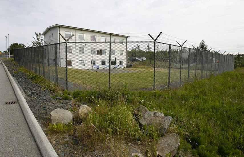 La prisión de mujeres de Kópavogur donde se desarrolla Prisoners