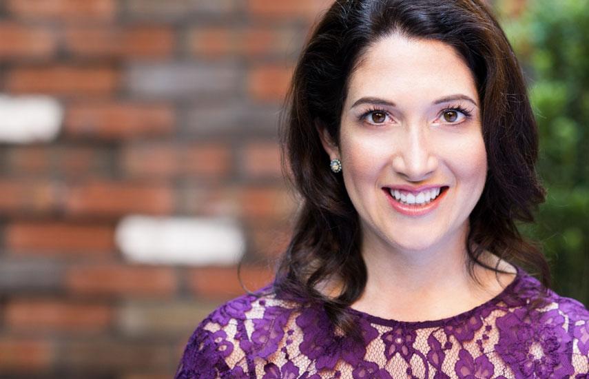 Randi Zuckerberg, creadora y productora de la serie DOT.