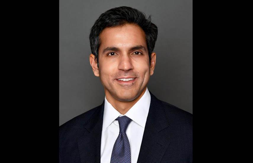Ravi Ahuja nuevo presidente de Operaciones Comerciales y director financiero de Walt Disney Television,