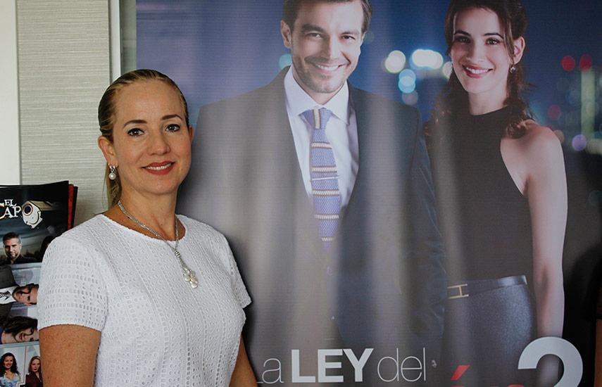 María Lucía Hernández Frieri, directora de ventas internacionales de RCN