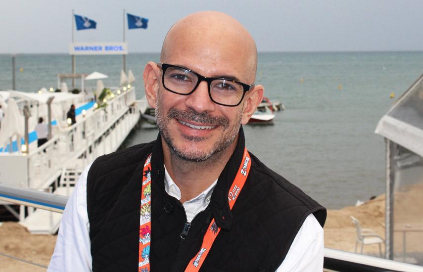 Ricardo Morán, productor y director de cine, teatro y televisión