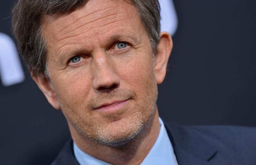 """Richard Brown fue la fuerza impulsora detrás de la exitosa serie """"True Detective"""" de HBO, como productor ejecutivo en las tres temporadas."""