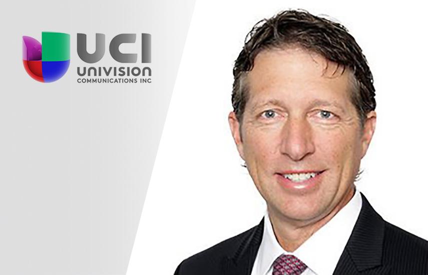 Vincent Sadusky, nuevo CEO de Univision Communications Inc.