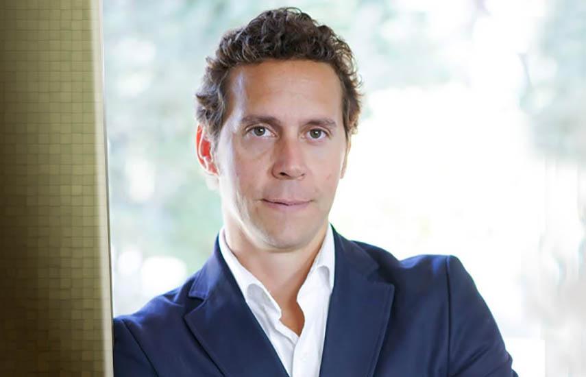 Sebastian Vibes, Director Senior de Ventas de Contenidos para la oficina de VIS en Madrid.