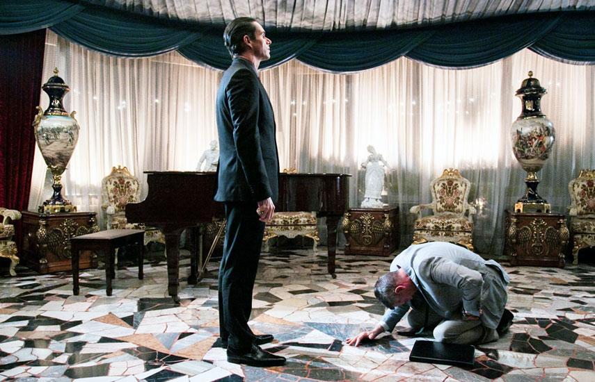 """""""Sr. Ávila"""", serie original mexicana que ganó un Premio Emmy Internacional el año pasado."""