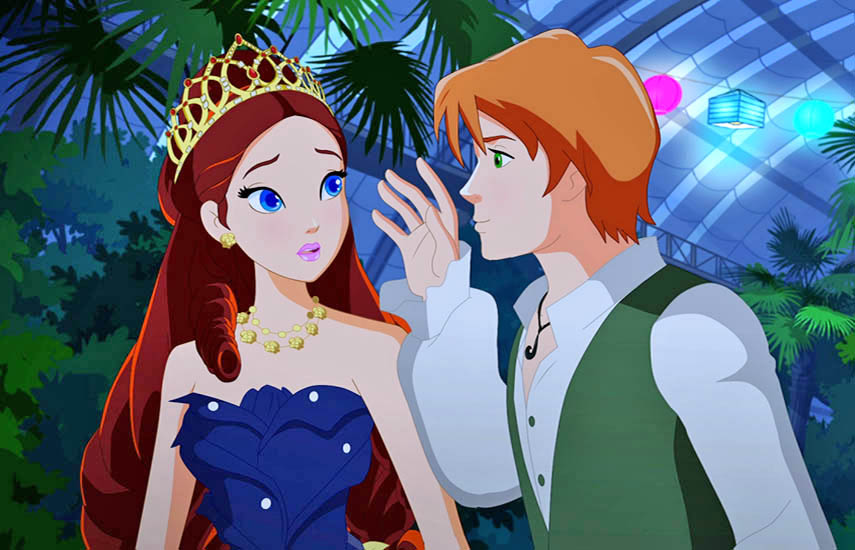 "Las dos temporadas de Sissi The Young Empress"" contaron con sólidos ratings en más de cuarenta países."