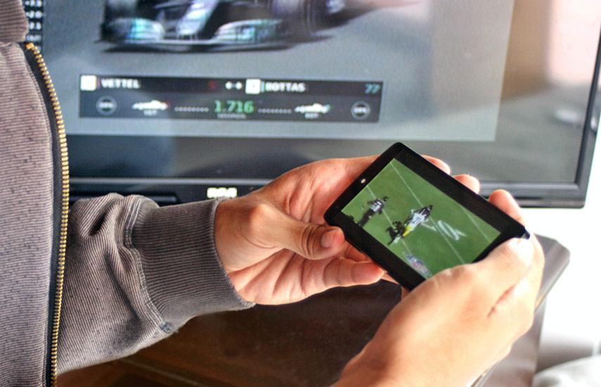 Alrededor de un cuarto de los hogares de banda ancha de EEUU con servicio móvil, ahora consume más de 10 GB de datos móviles por mes.