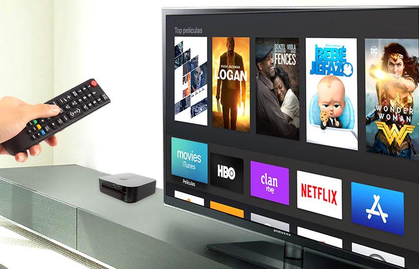 Alrededor del 29% de todos los TV en los hogares de EEUU están conectados a smart TVs, un aumento del 7% en 2014.