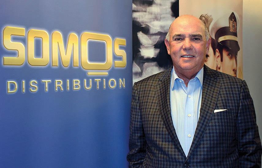 Luis Villanueva, CEO y fundador de Somos Group.