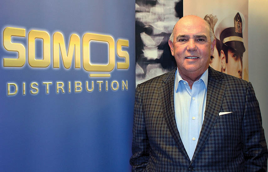 Luis Villanueva, fundador y CEO de Somos Group.