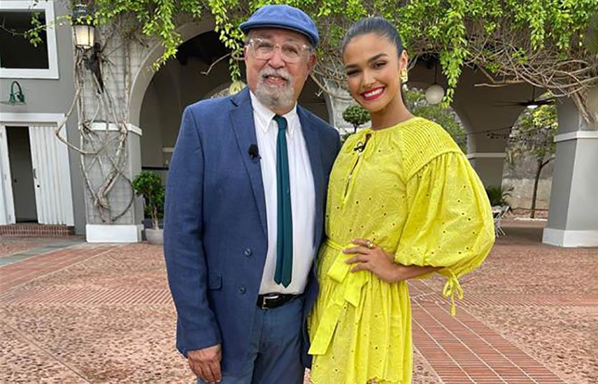 El actor y comediante Sunshine Logroño y Kiara Liz Ortega, Miss Universe Puerto Rico 2018, presentarán el Boricuatón.