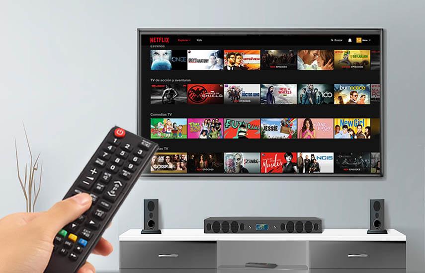 El crecimiento en video será impulsado por la inversión continua en contenido por parte de servicios OTT como Netflix, Amazon y Apple.