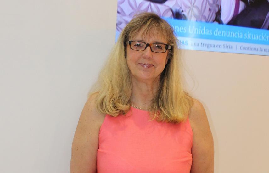 """Sylvia Viljoen, directora de DW para las Américas: """"Estamos teniendo más contenidos latinoamericanos o bien contenidos que generan una especie de puente entre Europa, Alemania y América Latina"""""""