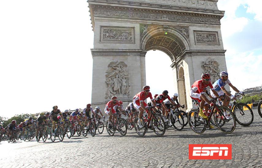 El canal brindará una cobertura especial en ESPNBike.com, sitio de ciclismo de la señal, con estadísticas y seguimiento en tiempo real y los videos destacados de cada jornada. (Foto: Espn)