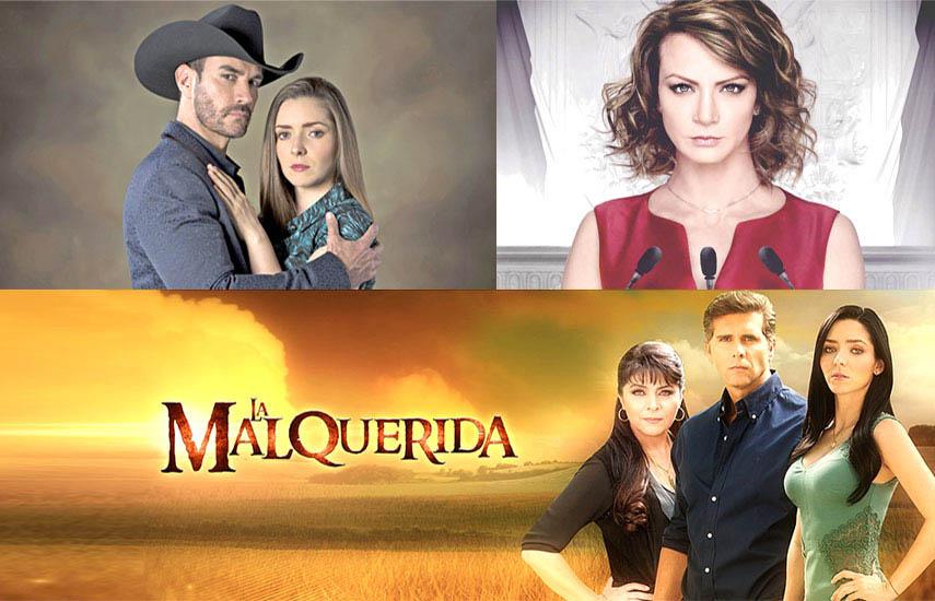 Como mayor oferta de telenovelas del mercado, Novelas Nova incluye estrenos en España como 'La Malquerida', entre otras.