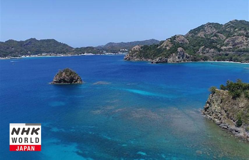 """""""The Ogasawara Islands-Fortaleza en la Diversidad"""", especial que muestra el 50 aniversario de la devolución de las islas Ogasawara."""